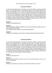 Fabel Unterrichtsmaterialien Lehrer24de